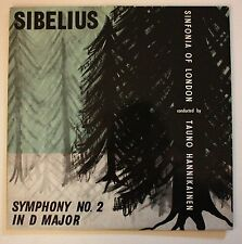 Sibelius Symphony no. 2 in D major - Sinfonia of London, with Tauno Hannikainen