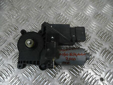 MERCEDES BENZ A 160 2000 - O/S DRIVER SIDE REAR WINDOW MOTOR / 168 820 12 42