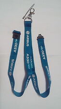 AIRBUS A330 NEO - AIRLINE LANYARD, PASS & MEMORY CARD