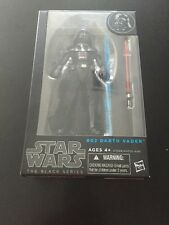 Star Wars Black 2014 DARTH VADER FIGURE 6 Inch Collector Series 02 Sith Lord
