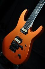 JACKSON PRO DINKY DK2 SATIN ORANGE BLAZE GUITAR W/GIG BAG