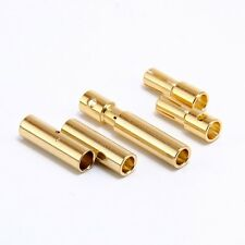 Holmes Hobbies 4MM BULLET CONNECTORS 3 PACK for RC Crawlers NEW Ready To Ship