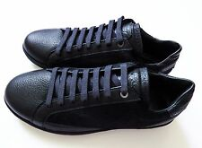 $1075 BRIONI Limited Edition Pony Hair Trim Sneakers Shoes 13 US 46 Euro 12 UK