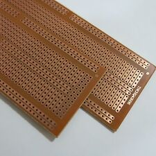 5x Stripboard Prototyping 4.8x13.3cm pcb 5er joint Single Side circuit board