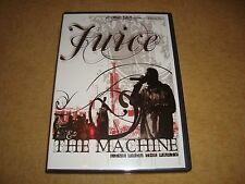 JUICE & THE MACHINE - Live From The Party  (DVD + Uncut Bonus CD)