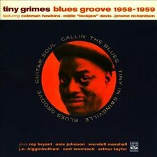 Blues Groove 1958-1959 by Tiny Grimes (CD, Jul-2011, 2 Discs, Fresh Sound)