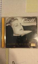 KRALL DIANA - ONLY TRUST YOUR HEART - (LA REPUBBLICA) -  CD