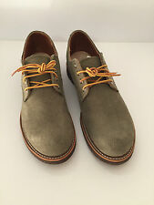 RED WING 8056 Foreman Oxford Work Casual Shoe Men's Suede Sage 11 D NEW
