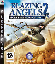 Blazing Angels 2 Secret Missions Of Wwii ~ Ps3 (en Perfectas Condiciones)