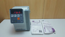 IVAC 598 volumetirc infusion pump driver with 1x IV administration giving set