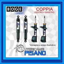 36-H10-0 COPPIA AMMORTIZZATORI ANTERIORI 156 Sportwagon 1.9 JTD 16V Q4 150 CV