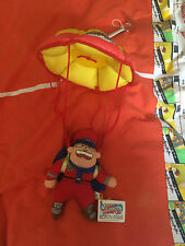 M. Bison Parachute Plush Street Fighter Very Rare Capcom Ultra Street Fighter 4