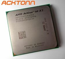 AMD Athlon 64 X2 Dual-Core 5000+ 2.6 GHz Processor with 1024KB L2  AD05000IAA5D0