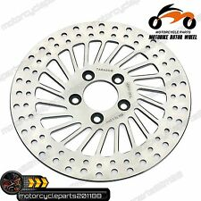 "NEW Stainless Steel 11.5"" Rear Harley Brake Rotor 883 1200 Sportster XL C Custom"