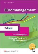 Büromanagement 1. Ausbildungsjahr von Udo Müller-Stefer, Andreas Blank, Frank M…