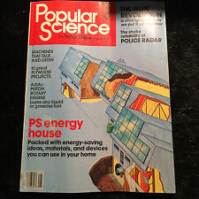 Popular Science: The Whats new in magazines August 1980
