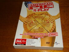 AMERICAN PIE 4 PLAY DVD *GREAT PRICE*
