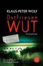Ostfriesenwut von Klaus-Peter Wolf (2015, Taschenbuch)