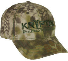 Kryptek Highlander Camouflage Battlefield to Backcountry Ball Cap/Hat One Size