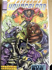 Extreme YoungBlood n°2 1994 ed. Image Star Comics   [SP7]