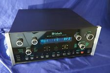 McIntosh MX134 7.1 Channel with  Dual Zone Preamplifier programmable programmer