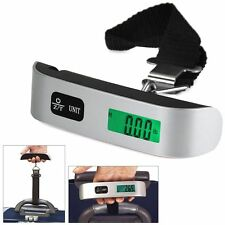 50kg 10g Digital Scales Hanging LCD Electronic Scale Postal Weighing Luggage AUS