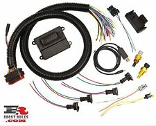 Megasquirt Microsquirt v3 EFI Controller w/4foot Harness: Complete Install Kit
