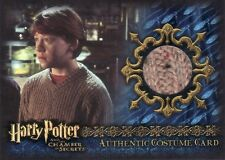 Harry Potter Chamber of Secrets CoS Ron Weasley C2 Costume Card