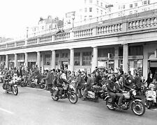 "Quadrophenia The Movie The Mods 10"" x 8"" Photograph no 27"