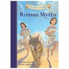 Classic Starts(tm): Roman Myths by Diane Namm (2014, Hardcover)