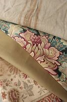 Vintage French fabrics antique material PROJECT BUNDLE  lovely faded pieces