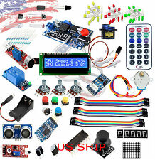 Ultimate UNO R3 Starter Kit SK#3 for Arduino Stepper Servo Motor Relay RTC