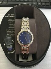 NWT* Women's Citizen Eco-Drive Bella Diamond Watch EM0120-58L