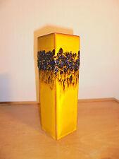 Céramique Vintage 70 FAT LAVA KREUTZ GERMANY Exceptionnel vase dlg Vallauris