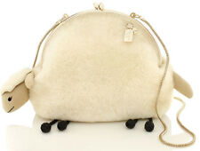 NWT Kate Spade Sheep Clutch 2015 Chinese New Year Chain Limited Edition