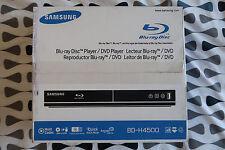 Samsung BD-H4500 Blu-ray Player