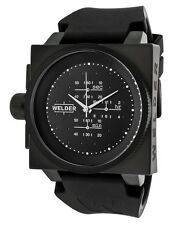 Welder by U-Boat 2 Straps 4 Lenses Chronograph IP Stainless Steel Watch K26-5300