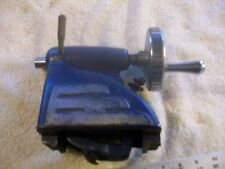 """Tailstock Assembly and  Clamp Mount  from Sears Dunlap 9"""" Wood Lathe #103-0602"""