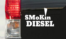 Smokin Diesel Brothers 4X4 Stickers Decals Jeep Land Rover Off-Road, Funny