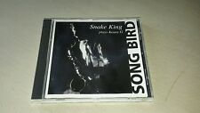 Song Bird - Snake King plays Kenny G music CD