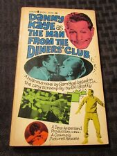 1963 THE MAN FROM THE DINERS CLUB by Sam Boal Lancer Paperback FN+