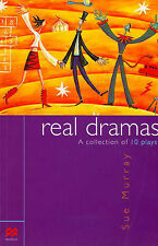 Real Dramas-Coll. of 10 Plays: A Collection of 10 Plays by MURRAY (Paperback)