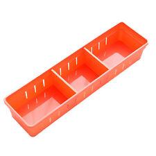 Adjustable New Drawer Organizer Home Kitchen Board Divider Makeup Storage Box **