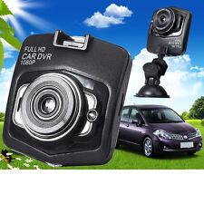 Incorporada G-sensor HD 1080P Car Vehicle DVR Sin costuras Lazo Grabación