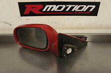 Integra Type R DC2 JDM/UKDM Wing Mirror-LEFT side passenger - Milano Red