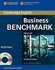 Business Benchmark Advanced Student's Book with CD ROM BULATS Edition by Guy...