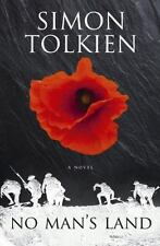 No Man's Land by Simon Tolkien (2017, Hardcover)