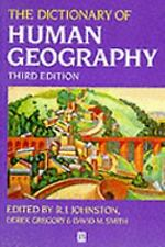 The Dictionary of Human Geography-ExLibrary