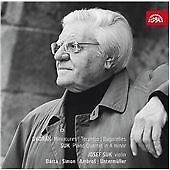 Suk & Dvorak - Violin Chamber Works, Josef Suk, Very Good CD
