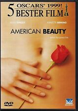 AMERICAN BEAUTY 1999 DVD Kevin Spacey Annette Bening Sam Mendes Erstausgabe TOP
